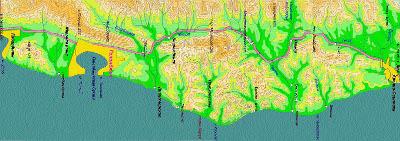 Большой Геленджик: географическое и административное положение