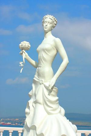 Карнавал «Белая невеста-2011» провели в день города