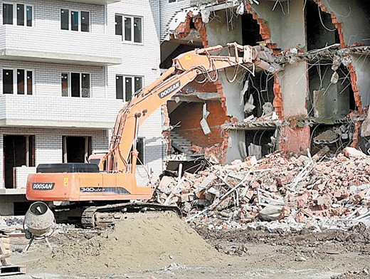 Дом с видом на... обман. В Краснодарском крае идет война с самостроем