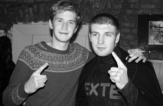 «Старший брат» Дмитрий Пирог (справа) обязательно придет на помощь своему младшему родственнику Фото: продюсерский центр «Марифилмас»