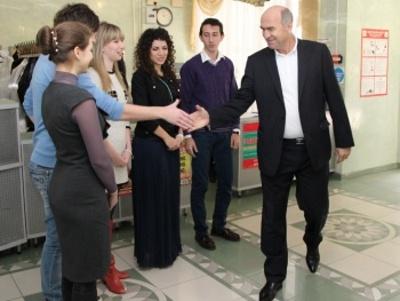 Поздравление с Днем российского студенчества