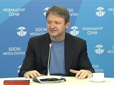 Александр Ткачёв: «Олимпиада для Кубани – счастливый билет, но и после Игр край не будет стоять на месте»