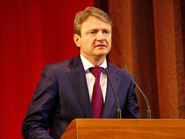 Выступление главы Краснодарского края Александра Ткачёва на торжественной церемонии официального вступления в должность