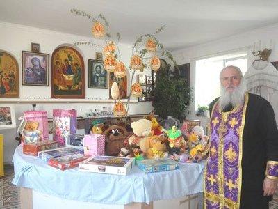 В преддверии Пасхи геленджичане участвуют в благотворительных акциях