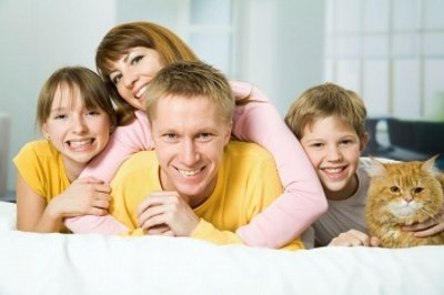 Поздравление с Международным днём семьи