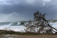 В Геленджике объявлено штормовое предупреждение