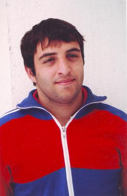 Ставрис Хаджиев стал бронзовым призером ЮФО по греко-римской борьбе