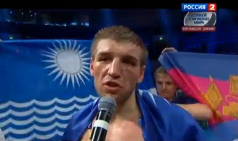 Дмитрий Пирог: «Чтобы хамить соперникам, пришлось бы через себя перешагнуть»