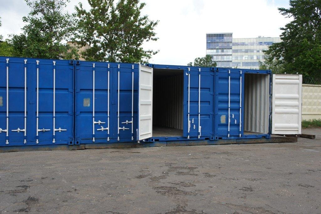 Как арендовать в Москве склад-контейнер?