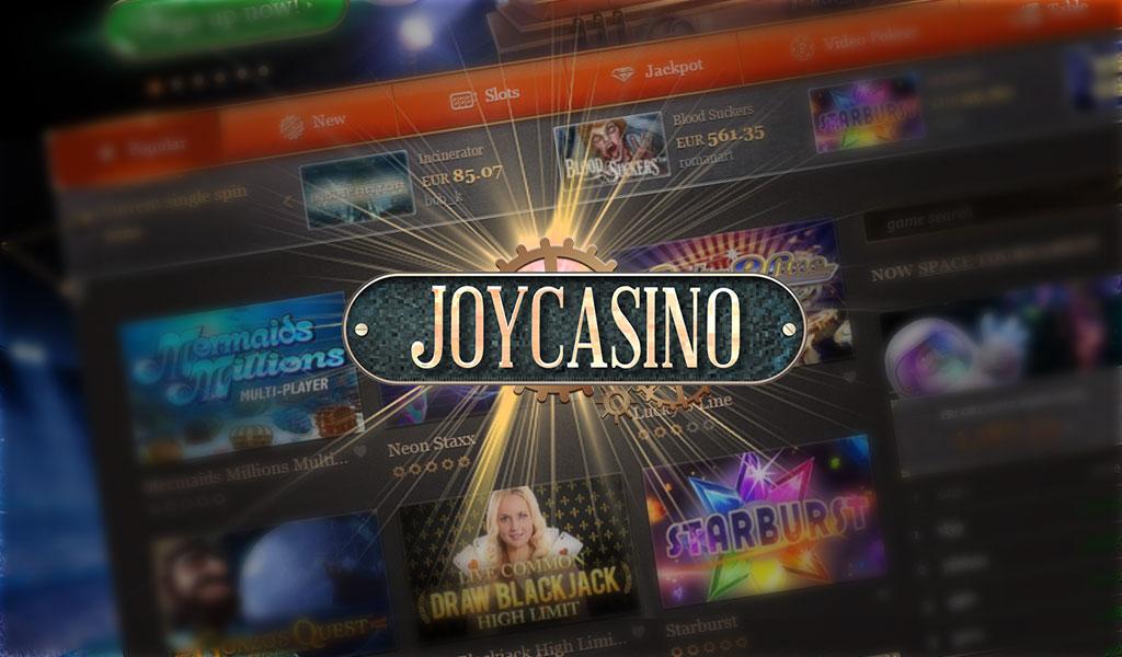 фото Казино автоматы джой онлайн игровые