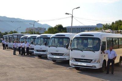 Поздравление с Днем работника автомобильного и городского пассажирского транспорта