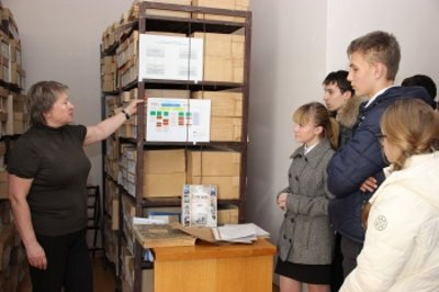 Об истории геленджикского архива