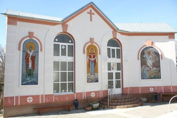 Историческая справка о Свято-Преображенском храме