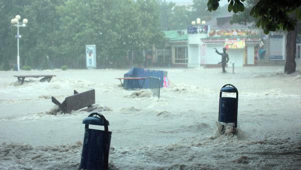 Геленджичан предупредили об ухудшении погодных условий
