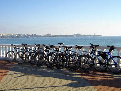 Ткачёв поручил Хрестину продлить велодорожки на всю набережную